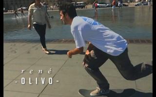 Renè Olivo X Magenta Skateboards 2015