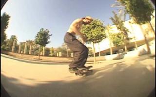 Andrea Minaldo x 50-50 Skateshop