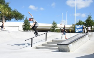 Bs Krooks @TheBoardrAM in Tampa