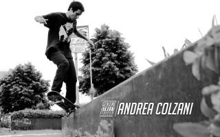 Andrea Colzani – Genuine Street Flavour (Italian skateboarding)