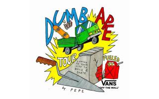 ape tour grafica pepe thumb